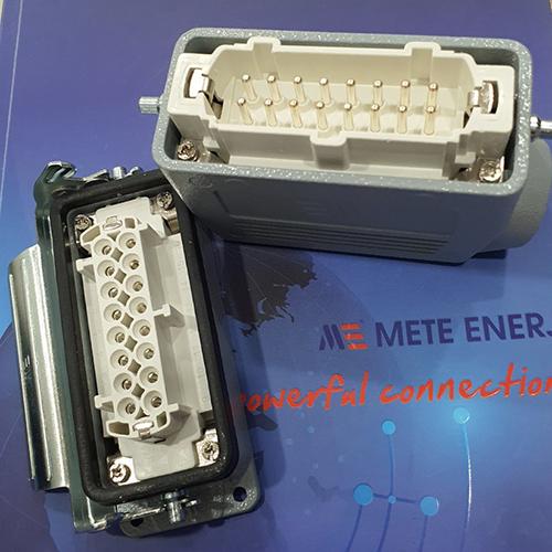 Metecon Heavy Duty Connector
