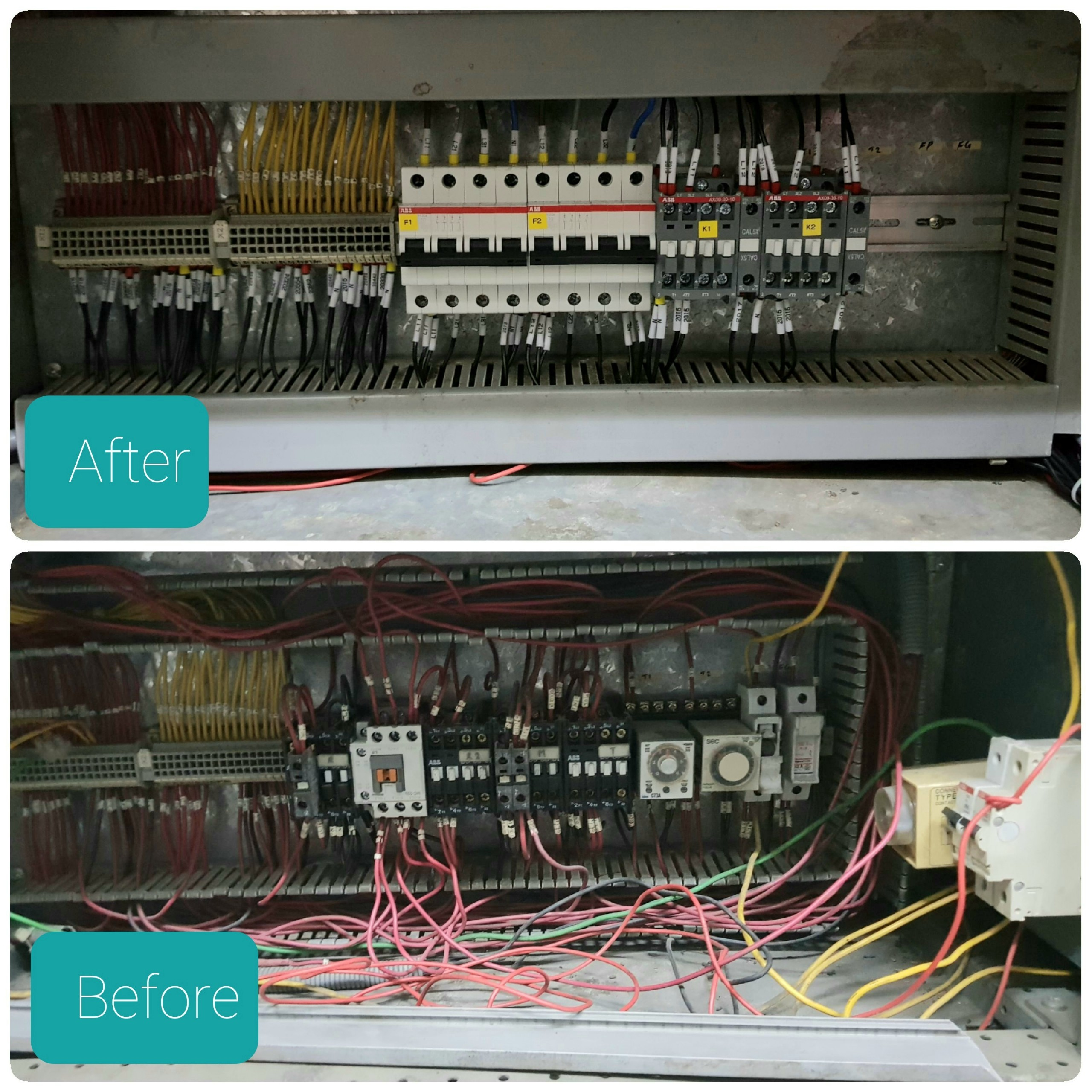 Upgrade Electric Panel System