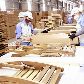 Nam My 1 wood factory