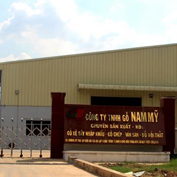 Nhà Máy Gỗ Nam Mỹ 1 - Mỹ Phước
