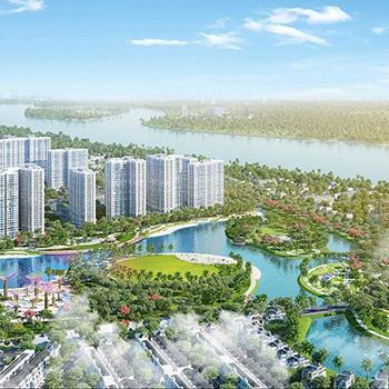 Vinhomes Grand Park Project - District 9